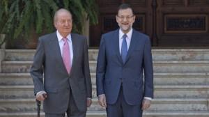Reunión con S.A.R. Juan Carlos I